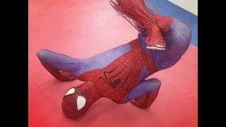 """Stunning"" Spider-Man Bboying"
