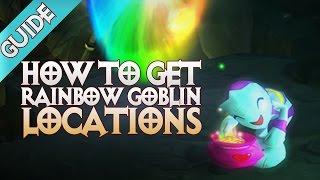 Diablo 3 - HOW TO FIND RAINBOW GOBLINS - COSMIC WINGS FARMING (WHIMSYDALE) - PWilhelm