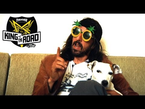 King Of The Road 2012: Frank Gerwer Interview