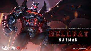 Batman New Epic Skin: Hellbat