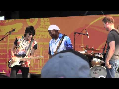 Buddy Guy, Ron Wood, and Jonny Lang - Forty Days at Crossroads 2010