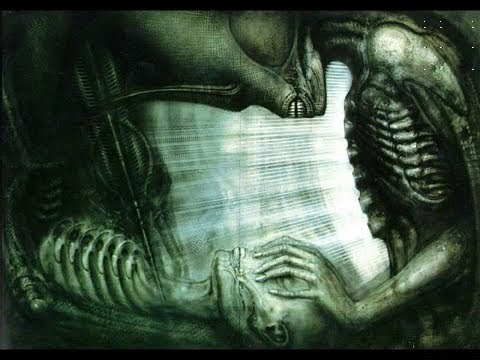 The nightmare surrealist: H.R.Giger  (1940-2014)