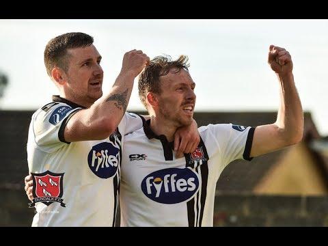 ⚽ Drogheda United 0-6 Dundalk FC | 16.06.2017