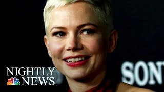 Hollywood Stars Weigh In On Michelle Williams Pay Disparity | NBC Nightly News