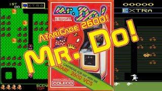 AtariCade 2600! Mr. Do!