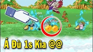 Ngọc Rồng Online - Con Đường Rắn Độc Level 35 Lụm Ngọc Rồng