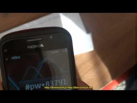 Nokia E5 simlock unlock by http://simlock24.pl