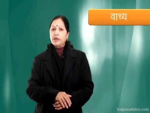 Vaachya - Hindi Grammar