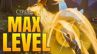 MAX LEVEL SPELLS! - Citadel: Forged with Fire Gameplay FINALE