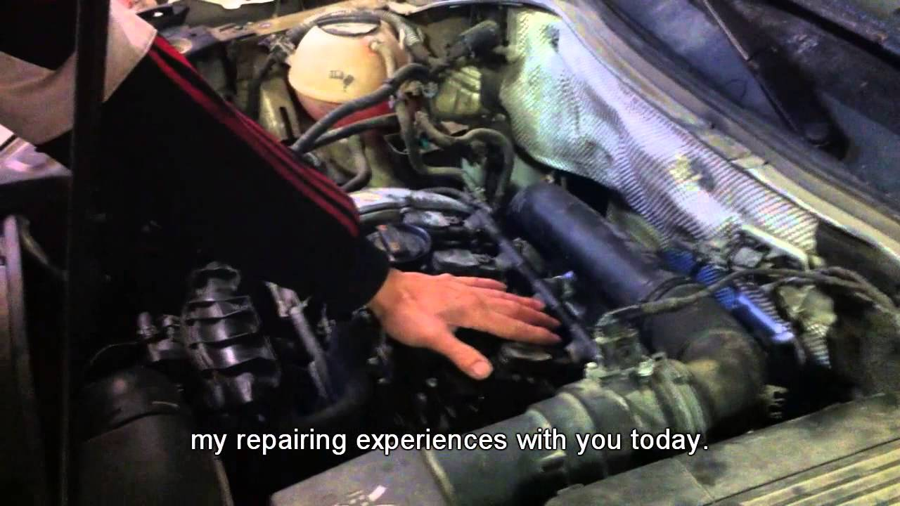 P2187 Engine Code; 2010 Volkswagen Tiguan 2.0T [CANTONESE w/ ENG SUB] - YouTube