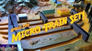 Apollo Toys Micro Train Set!