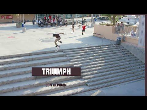 Jon Depoian - Triumph Part