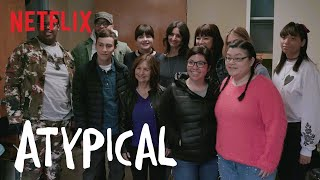 Atypical: Season 2 | Behind the Scenes: Introducing Sam