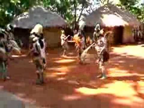 Kikuyu Welcome