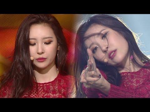 SEXY SUNMI - Gashina  Inkigayo 20170903 MP3