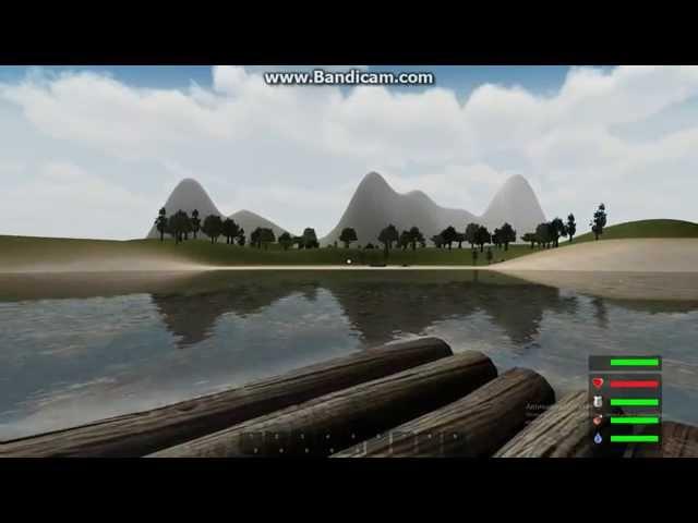 Как создать игру в unity3d выживание