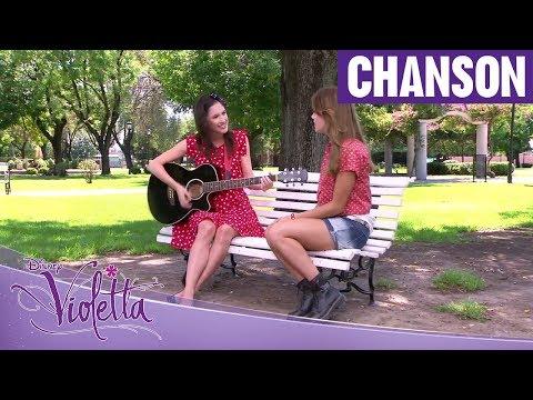 Violetta saison 2 Ser mejor épisode 61 Exclusivité Disney Channel