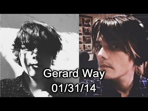 Gerard Way Interview [January 31, 2014]
