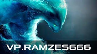 VP.RAMZES666 — Morphling, Safe Lane (Jun 27, 2018) | Dota 2 patch 7.18 gameplay