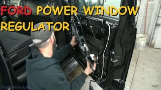 Ford Expedition Power Window Regulator - Replacement