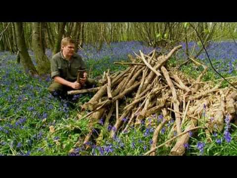 Ray Mears - How to bake bread in the outdoors, Wild Food