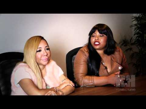 Exclusive: Tiny and Shekinah Address Latest T.I. Cheating Rumors - HipHollywood.com