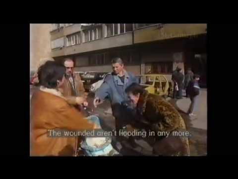 Sarajevo: A Street Under Siege