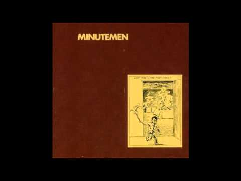 Minutemen - The Tin Roof
