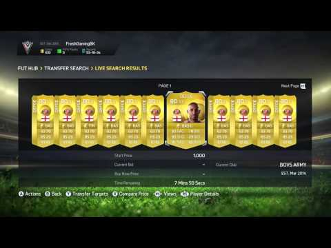FIFA 15 TRADING TIP | BUY JERMAINE DEFOE NOW!