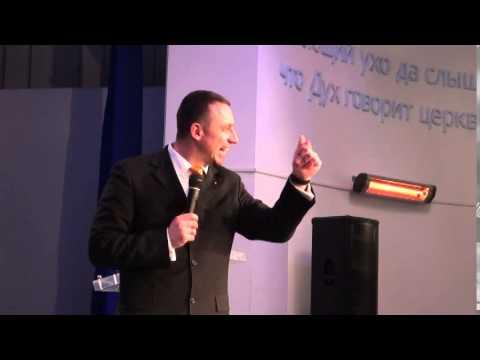 Проповедь Сергей Родидял. Исцеление как состояние ума. Часть 2. Церковь Христа Спасителя Тирасполь.