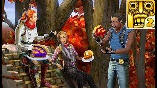 Temple Run 2 Spooky Summit VS Blazing Sands VS Frozen Shadows Gameplay HD #129