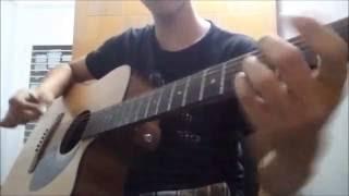 World End Dancehall - Hatsune Miku F.t Meigurine Luka ( guitar cover by Michael )