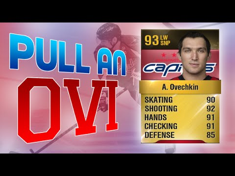 PULL an Ovi #16 - Team of the WEEK Ovi is OUTTT - All or Nothin (NHL 1...