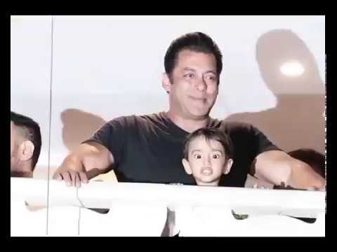 Salman Bhai back home in Grand Style | Fans become Crazy