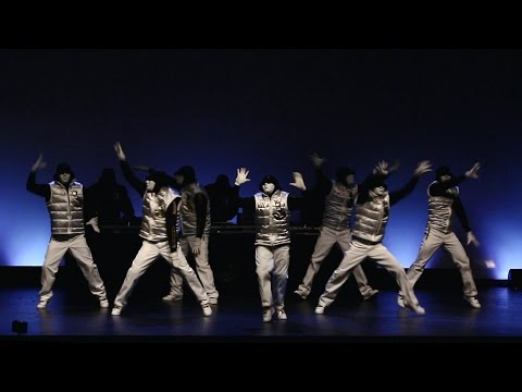 Jabbawockeez #tbt - Devastating Stereo Ft. Baby Wockee (live) video