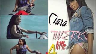 Watch Ciara Twerk A Little video