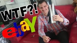 eBay Unboxing #6 - WTF ODD SHOES?!