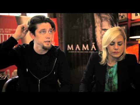 "Interview With Andrés And Barbara Muschietti From ""Mama"" At The Fantasporto Film Festival - C7nema"