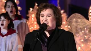 download lagu Susan Boyle - Away In A Manger - Rockefeller gratis