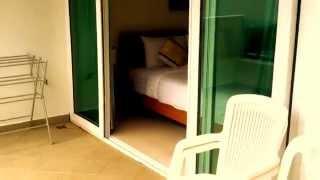 Односпальные квартиры с видом на море в Kata Ocean View