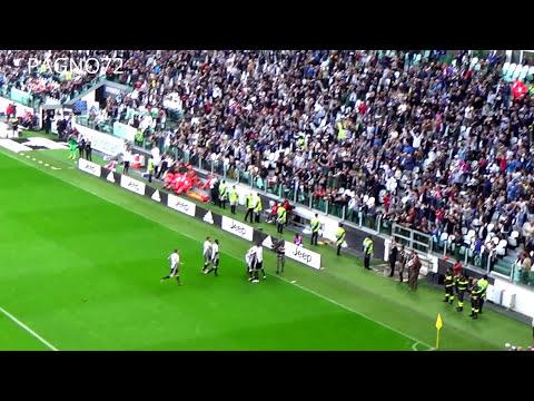 JUVENTUS Vs Sampdoria  Goal Chiellini 4-0