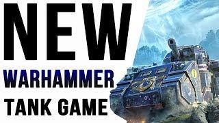 Warhammer 40k World of Tanks Blitz Gameplay – Space Marines Rule!