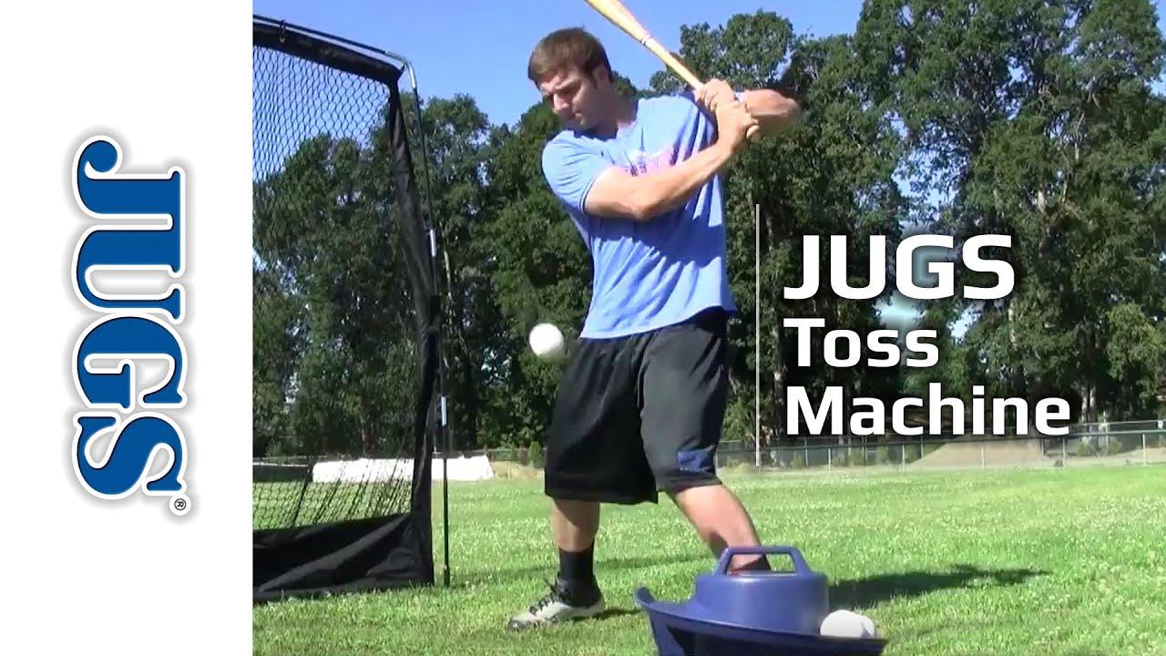 jugs toss machine