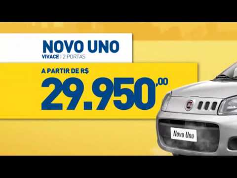 Show de ofertas Via Comauto e Banco do Brasil