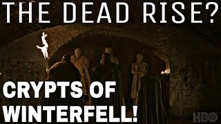 Official Teaser: Crypts of Winterfell Breakdown! - Game of Thrones Season 8 (Trailer)