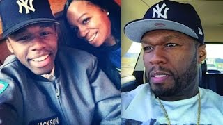 """50 Cent Clowns His Baby Mama after Her House Goes into Foreclosure """"I TOLD YOU TO GO TO WORK!!"""""""
