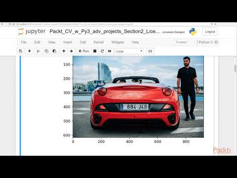 Advanced Computer Vision Projects: Steps to Read License Plates|packtpub.com