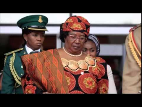 Malawi's Former President Banda Denies Cashgate Allegations