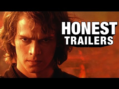 Honest Trailers - Star Wars Ep III: Revenge of the Sith thumbnail