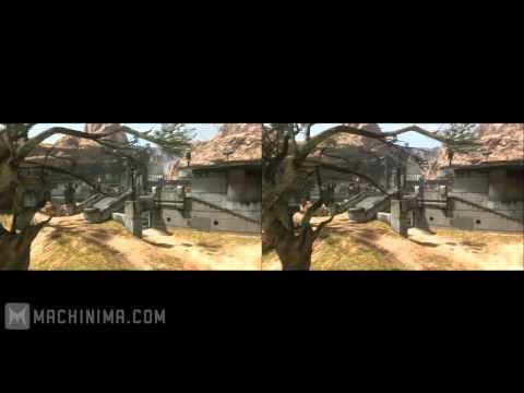 Halo Reach en 3D (SIN GAFAS)